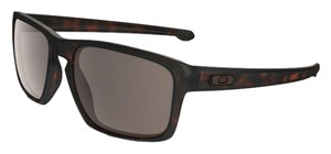 Oakley Oakley Sliver Matte Brown Tortoise/Warm Grey OO9262-03 Sunglasses