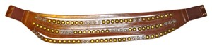 Betsey Johnson Betsey Johnson Studded Belt