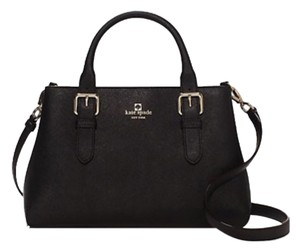 Kate Spade New York Cove Satchel in Black