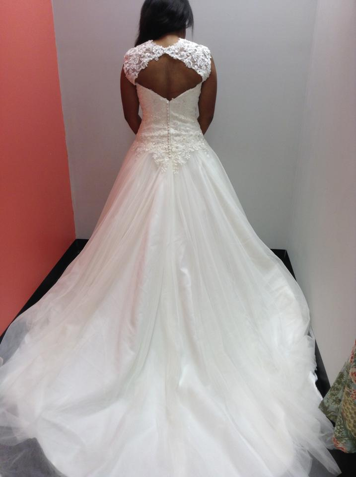 Mori lee 2771 wedding dress on sale 38 off wedding for Mori lee wedding dress sale