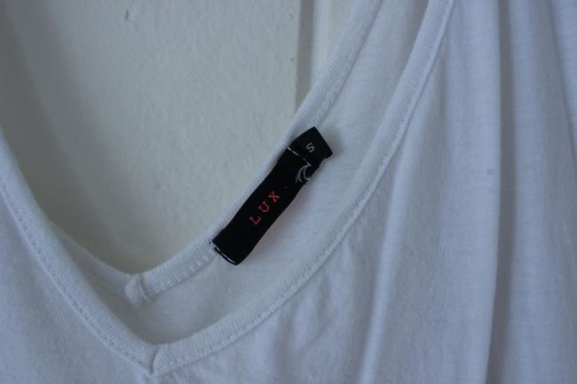 Lux T Shirt White