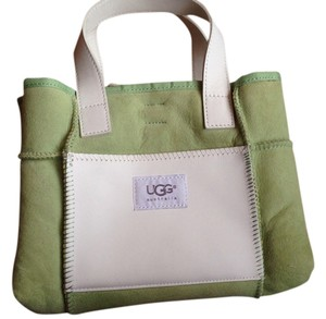 UGG Boots Tote in Spring green