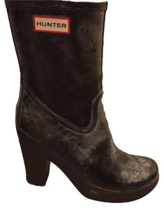 Hunter Distressed gray Boots
