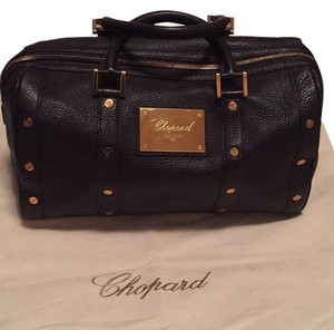 Chopard Satchel in Brown/Red Gold