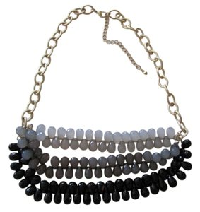 Other 3 STRAND COLLAR NECKLACE