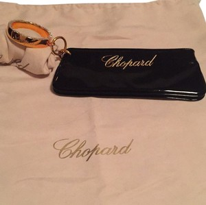 Chopard Wristlet in Black/gold