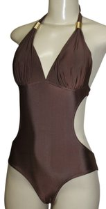 Other ANTIQUE ONE-PIECE MONOKINI SWIMSUIT (M)