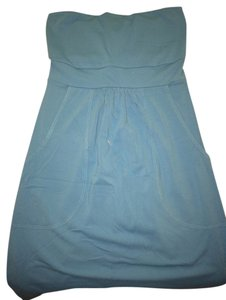 Susana Monaco short dress Electric Blue on Tradesy