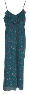 Green Maxi Dress by Charlotte Ronson