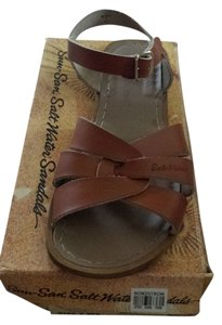 sun-san, salt water sandals light brown Sandals