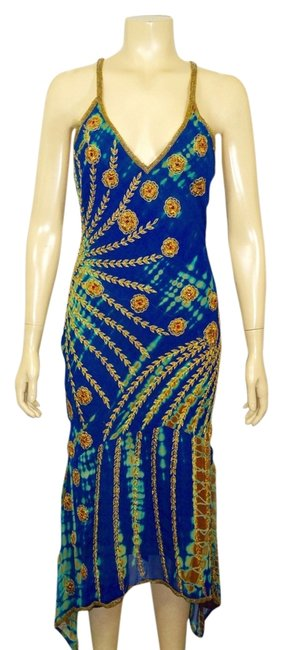 Preload https://item1.tradesy.com/images/aftershock-london-blue-women-s-designer-beaded-df-long-night-out-dress-size-8-m-7236130-0-1.jpg?width=400&height=650