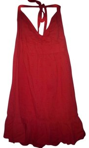 Lucy Love short dress Red on Tradesy