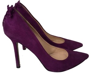 Enzo Angiolini Purple Pumps