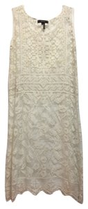 Cream Maxi Dress by Isabel Marant Lace White Crochet