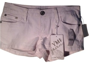 Jean shorts Mini/Short Shorts White