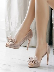 Valentino Wedding Shoes | Pink Valentino Wedding Shoes Up To 90 Off At Tradesy