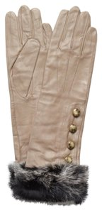Marc by Marc Jacobs Marc By Marc Jacobs Leather Gloves