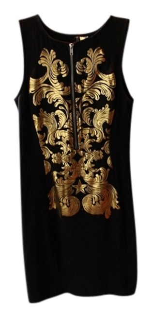 Preload https://item5.tradesy.com/images/divided-by-h-and-m-black-and-gold-above-knee-night-out-dress-size-4-s-724099-0-0.jpg?width=400&height=650