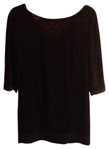 Laundry by Shelli Segal short dress Black Lace on Tradesy