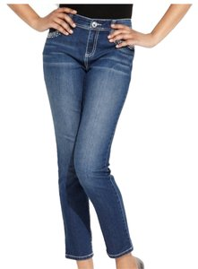INC International Concepts Skinny Jeans-Medium Wash