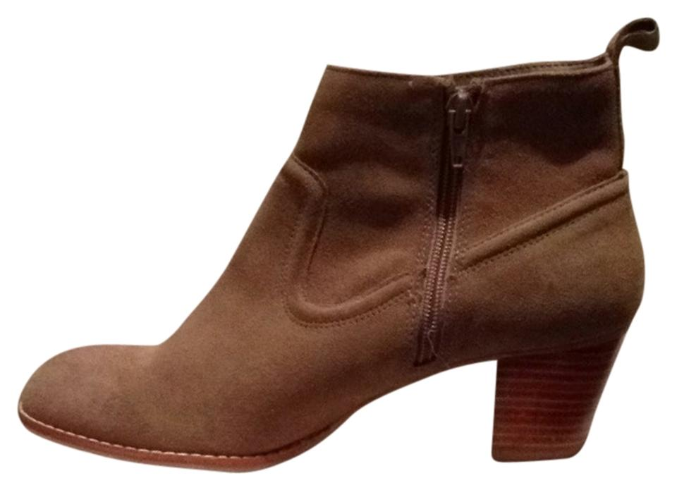 Dolce Vita Taupe Taupe Vita /Beige Suede Boots/Booties 15c641
