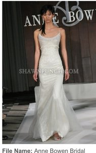 Anne Bowen Peace Wedding Dress