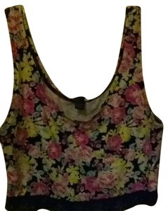 Forever 21 Top Multi Colored