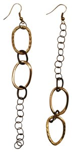 Lux Gold Chain Earrings