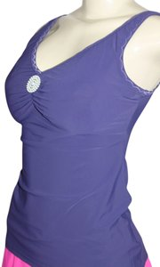 Profile GOTTEX PROFILE UNDERWIRE Swim Tankini Top-Only SWIMWEAR sz 38D