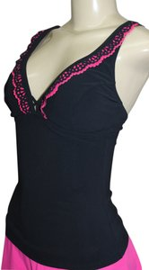 Profile Gottex Padded Swimwear Tankini Top Tank (top only), Size 8