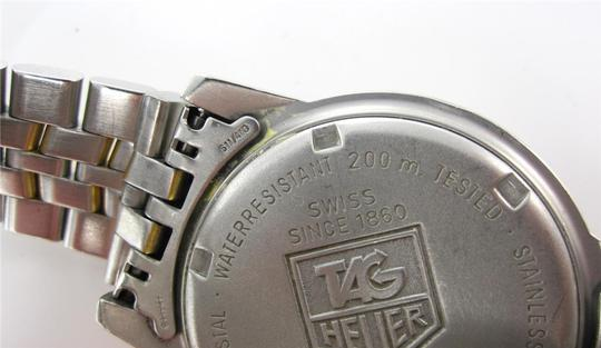 TAG Heuer GENTS TAG HEUER PROFESSIONAL 200 METERS DRESS WATCH TWO TONE GOLD & STEEL MENS