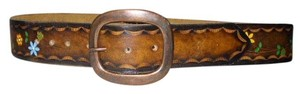 unknown Vintage leather belt
