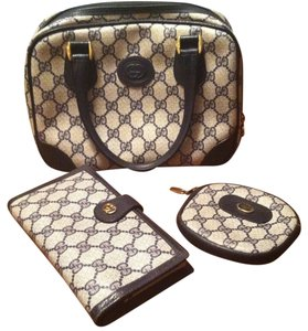 Gucci Tote in navy blue