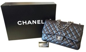 Chanel Classic Flap Shoulder Bag