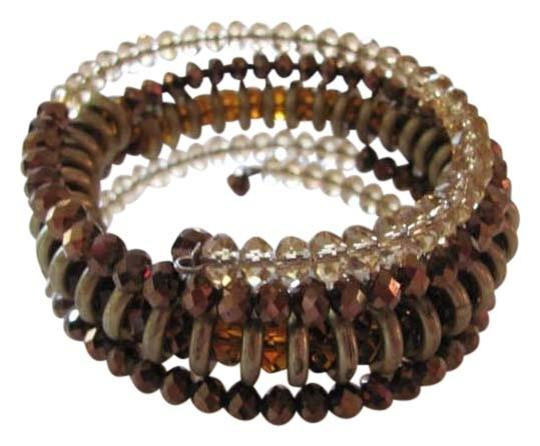 Preload https://item3.tradesy.com/images/brown-amber-gold-springs-open-bracelet-adjusts-to-arm-bracelet-725822-0-0.jpg?width=440&height=440