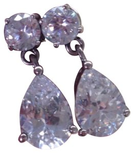 Boutique Costume Diamond Earrings