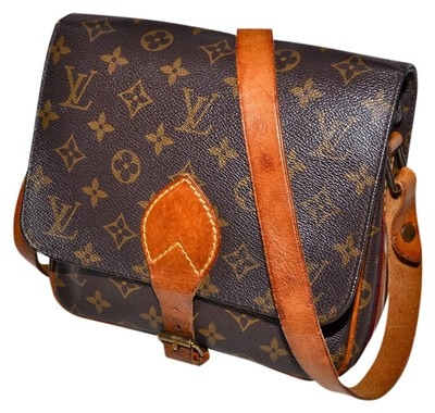 Louis Vuitton Cartouchiere Lv Cross Body Bag