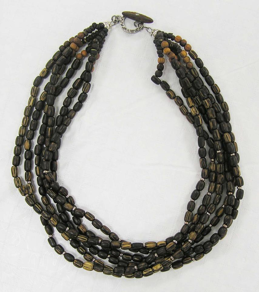 Silpada Brown Necklace 47% Off