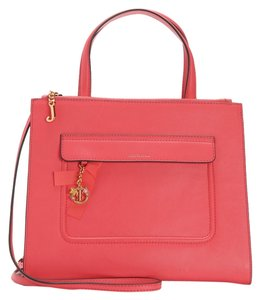 Juicy Couture Tote in Cayman Red