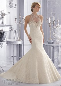Mori Lee Mori Lee By Madeline Gardner - Style 2675 Wedding Dress