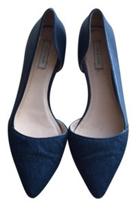 Cole Haan Blue Sandals