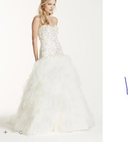 V3665 Wedding Dress