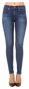 AG Adriano Goldschmied High Rise High Waist Skinny Jeans
