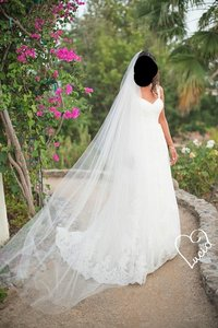 Pronovias Petunia Wedding Dress