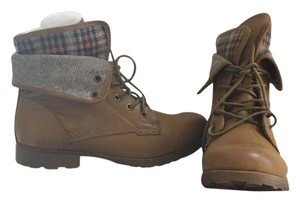 Rock Candy Tan Boots