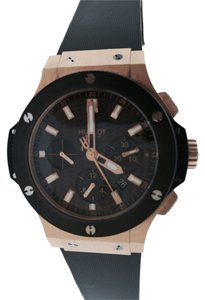 Hublot Hublot Big Bang Rose Gold Carbon Fiber Dial