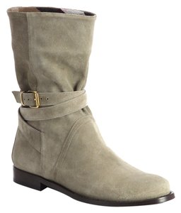 Burberry Dark Beige Boots