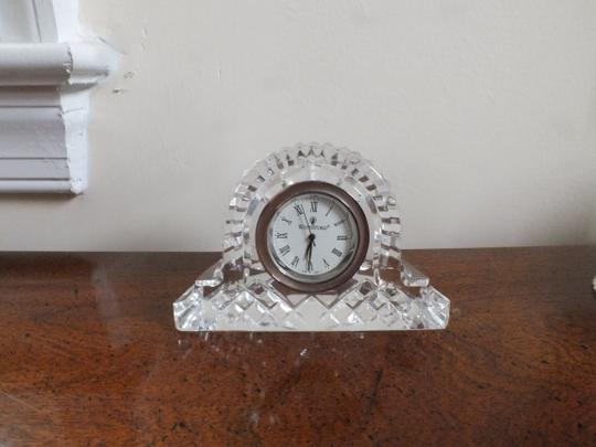 Waterford Crystal Clock Decoration