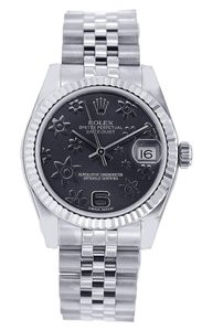 Rolex Ladies Rolex Datejust , Flower Dial