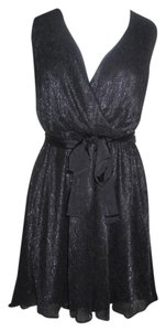 Banana Republic Party Formal Evening Metallic Dress